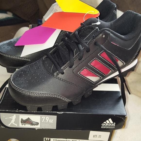 Le Adidas Gioventù Scarpe Da Baseball Poshmark
